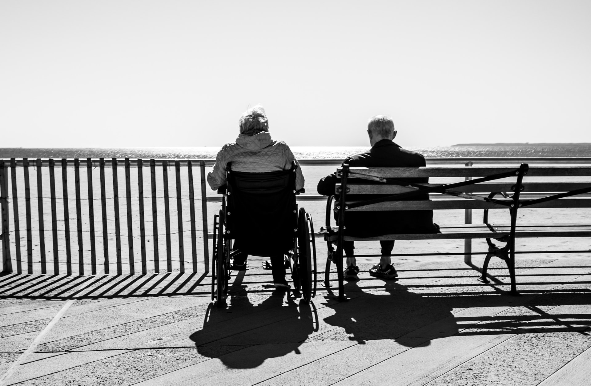 growing old together